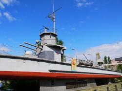 Monitor Zhelezniakov Ship-Memorial