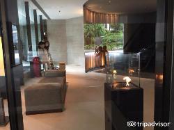 A wonderful hotel in HongKong