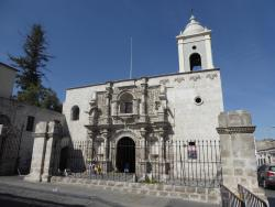 Church of San Agustin