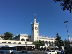 Train Station Sochi