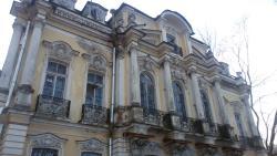 Palace & Park Ensemble Sobstvennaya Dacha