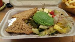 Brazil Cafe Westbrae Biergarten