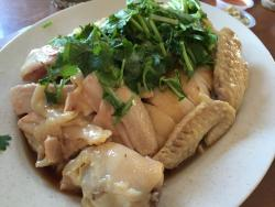Wen Chang Hainan Chicken Rice
