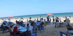 Liido Beach Somalia