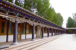 Dunhuang Leiyin Temple
