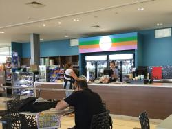 Whitsunday Coast Airport Cafe