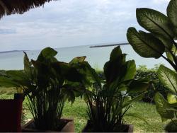 Restaurant de Karibu Lodge