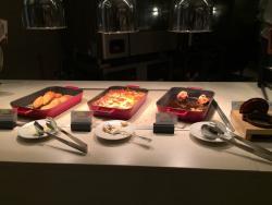 Great value buffet dinner