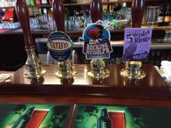 Three Tuns Inn West Lutton