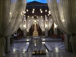 Royal Mansour Bar
