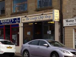 ‪The Lossie Chip Shop‬