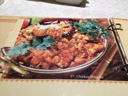 menu pic of Chicken Maratha