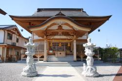 Iwakuni Shirohebi Shrine