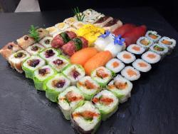 B Sushi albi