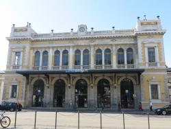 Stazione Ferroviaria di Trieste Centrale