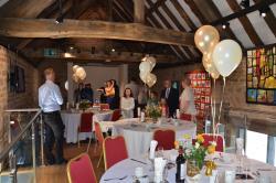 Dronfield Hall Barn-Dine at the Barn