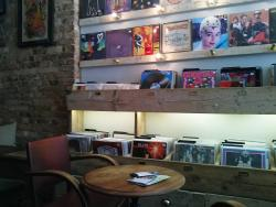 Lion Coffee and Records