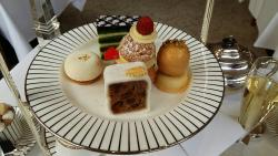 The Goring - Afternoon Tea