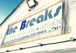 The Breaks Tolcarne Beach Bar & Kitchen