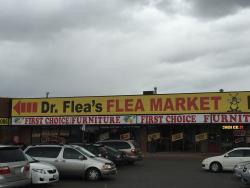 Dr. Flea's