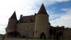 Chateau de Corcelles