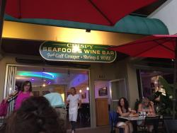 Crispy Seafood and Wine Bar