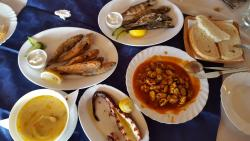 Sozopol 的Kirik餐廳 - 希臘料理