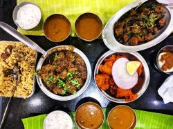 Hotel Junior Kuppanna Restaurant Velacherry