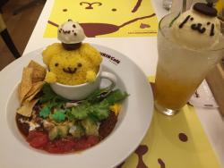 Pompompurin Cafe Yokohama
