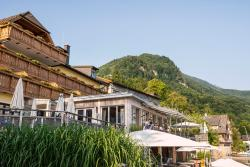 Restaurant Bootshaus in traumhafter Lage mit Seeblick