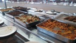 Petit déjeuner buffet au reef coco beach