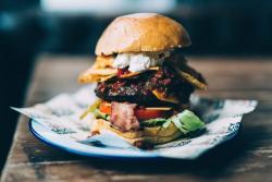 Saucy Burger