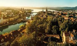 Zürich Tourist Information – Offizielle Stadtführungen
