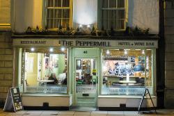 The Peppermill Restaurant