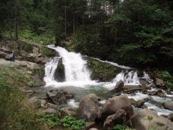 Kamenets Waterfall