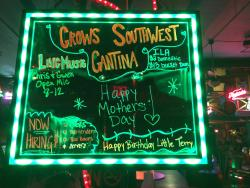 Crow's Southwest Cantina
