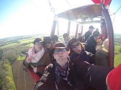 Virgin Balloon Flights - Shelsley Walsh, nr Stourport