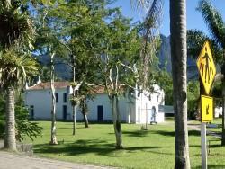 Sao Sebastiao do Porto de Cima Church