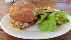 Very good burger