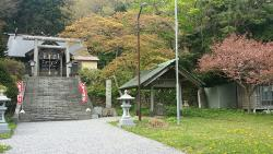 Yamanoue Daijingu Shrine