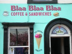 Blaa Blaa Blaa Sandwiches