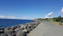 Port Taranaki Walkway