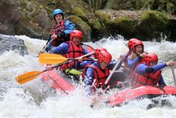 Evasion Rafting Morvan