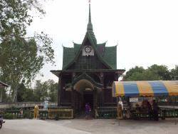 Wat Pa Maha Jedi Kaeo (Wat Larn Kuad)