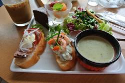Ueno no Mori Park Side Cafe