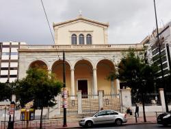 Agios Dionysios Areopagitis Catholic Cathedral