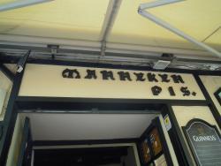 Manneken Pis Cafe