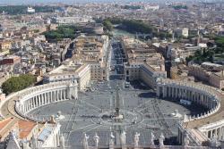 Vaticano Egyptian Obelisk