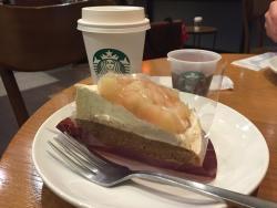 Starbucks Coffee Toyama Fuji Nno Ki