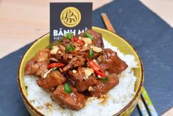 Banh Mi Viet Street Food